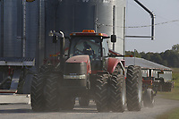 Cereal farm in Quebec province of Canada. File photo