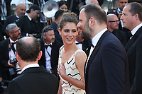 ARIANE LABED AND YORGOS LANTHIMOS - RED CARPET OF THE CLOSING CEREMONY AT THE 70TH FESTIVAL OF CANNES 2017