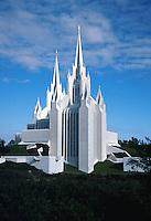 Church of Latter Day Saints, Mormon, serving San Diego and La Jolla, CA. La Jolla, California.