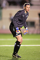 Red Stars Goalkeeper Caroline Jonsson..Saint Louis Athletica were defeated 1-0 by Chicago Red Stars.