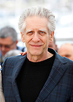 DAVID CRONENBERG - 67EME FESTIVAL DE CANNES - PHOTOCALL 'MAPS TO THE STARS'