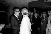 Maria Callas<br /> a Montreal en 1974 (date exacte inconnue)<br /> <br /> PHOTO D'ARCHIVE : Agence Quebec Presse - Alain Renaud
