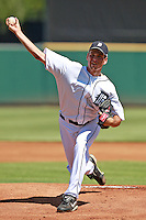 Detroit Tigers pitcher Jacob Turner (51) during a game vs. the Washington Nationals in an Instructional League game at Joker Marchant Stadium in Lakeland, Florida;  October 1, 2010.   Photo By Mike Janes/Four Seam Images