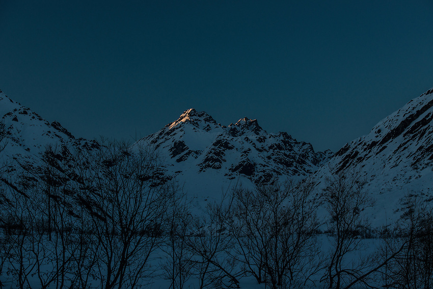 Archangel Valley, Alaska