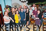 Xmas Party : Members of the Finuge Freewheelers Cycling club  enjoying their Christmas party ar McCarthy's Bar, Finuge on Saturday night last.