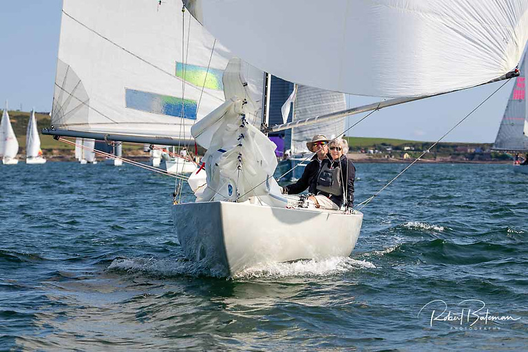 The winner of the RCYC July League, Mike McCann's Etchells 22 Don't Dilly Dally is entered for the Autumn Series