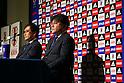 Football/Soccer: Makoto Teguramori announces the team for the AFC U23 Championships Qatar 2016
