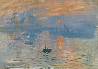 "FRAMED SILVER FLOAT Monet Canvas by Claude Monet Framed,  Framed Dimensions 44"" x 36"" x 2"""