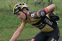 22nd May 2021, Monte Zoncolan, Italy; Giro d'Italia, Tour of Italy, route stage 14, Cittadella to Monte Zoncolan; 152 AFFINI Edoardo ITA