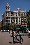 Casa Cerda en la Plaza de Santo Domingo. Murcia.