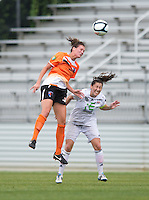 Katie Danehy, Kaila Sciascia.  The Charlotte Lady eagles defeated the Long Island Rough Riders, 4-0, to advance to the W-League Eastern Conference Championship.