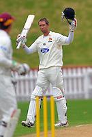 101116 Plunket Shield Cricket - Firebirds v Knights