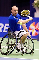 18-12-10, Tennis, Rotterdam, Reaal Tennis Masters 2010,   Maikel Scheffers