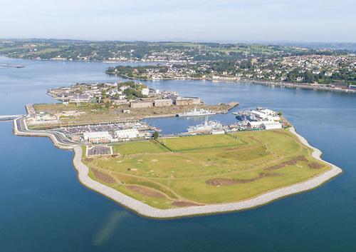 The People's Park Haulbowline