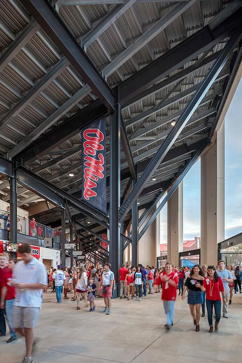 Ole Miss Vaught-Hemingway Stadium Expansion & Renovation | AECOM