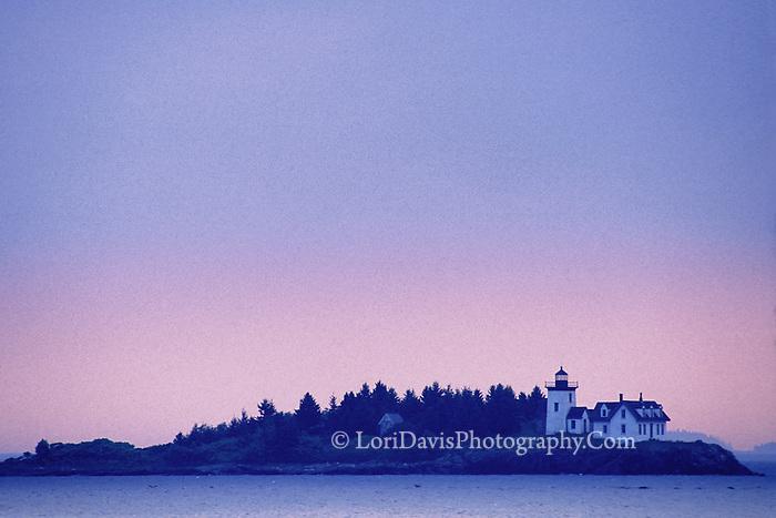 Sunrise at Island Light  #LH9