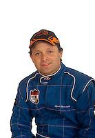 Mar. 18, 2011; Chandler, AZ, USA;  LOORRS driver Myan Spaccarelli poses for a portrait at Firebird International Raceway. Mandatory Credit: Mark J. Rebilas