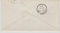 BNPS.co.uk (01202 558833)<br /> Pic: ArgyllEtkin/BNPS<br /> <br /> Pictured: The envelope.<br /> <br /> A prescient letter by Florence Nightingale expressing her anger at the lack of medical care for the poor 80 years before the creation of the NHS has sold for more than £3,000.<br /> <br /> The nursing heroine showed remarkable foresight when she wrote of her frustration that only wealthy people could access hospital care when sick.<br /> <br /> She feared the consequences of neglecting poor people at home and in workhouses meant they would suffer prolonged sickness that would condemn their children to a lifetime of poverty.