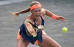 Jelena Ostapenko (LAT) defeated Mirjana Lucic-Baroni (USA) 6-3, 5-7, 6-4
