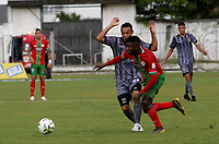 TULUA - COLOMBIA, 10-09-2021: Cortulua y Tigres F. C. durante partido de la fecha 8 por el Torneo BetPlay DIMAYOR II 2021 en el estadio Doce de Octubre en la ciudad de Tulua. / Cortulua and Tigres F. C. during a match of the 8th date for the BetPlay DIMAYOR II 2021 Tournament at the Doce de Octubre stadium in Tulua city. / Photo: VizzorImage / / Cont.TULUA - COLOMBIA, 10-09-2021: Cortulua y Tigres F. C. durante partido de la fecha 8 por el Torneo BetPlay DIMAYOR II 2021 en el estadio Doce de Octubre en la ciudad de Tulua. / Cortulua and Tigres F. C. during a match of the 8th date for the BetPlay DIMAYOR II 2021 Tournament at the Doce de Octubre stadium in Tulua city. / Photo: VizzorImage / / Cont.