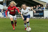 Tottenham Hotspur Ladies vs Manchester United Women 31-03-19