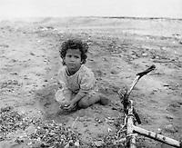 Noor, Dahab, Sinai Desert 1997