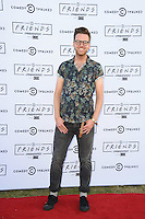at the launch party for Comedy Central's FriendsFest, presented by The Luna Cinema at Haggerston Park.<br /> <br /> ©Ash Knotek  D3146  23/08/2016