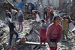 Nepal after earthquake