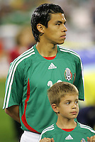 Mexican National Team MID Gonzalo Pineda   during the USA vs Mexico International Friendly match. USA beat Mexico 2-0 in Glendale, AZ, Wednesday, Feb. 7, 2007.
