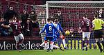 29.02.2020 Hearts v Rangers: Ollie Bozanic scores