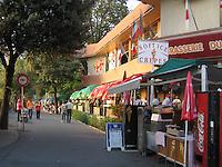 Lake Geneva Promenade