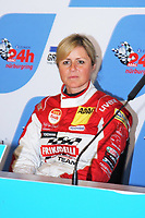 17th March 2021; Germany: Portrait of Sabine Schmitz, who has won the 24 hours race on the Nurburgring as the only woman so far 2 times. The queen of the Nurburgring has died at the age of 51 years as a result of her long battle with cancer
