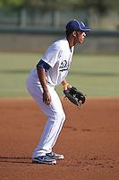 Alex Santana - 2012 AZL Dodgers (Bill Mitchell)