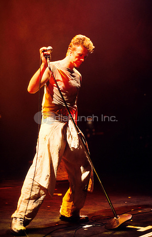 David Bowie October 21, 1995. Credit: Jay Blakesberg/MediaPunch