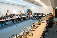 2020/03/04 Politik | Gesundheitsminster-Treffen zum Coronavirus