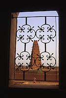 Mosque of Agadez, Niger.  Built 1515, Refurbished 1844.