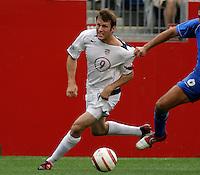 Conor Casey, World Cup qualifier between USA and El Salvador, 2004.