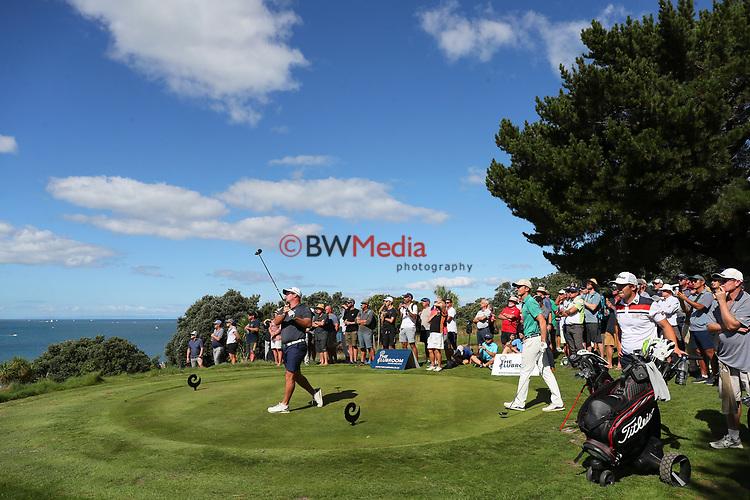 Ryan Fox wins The Clubhouse Gulf Harbour Golf Open, Gulf Harbour, Auckland, New Zealand, Sunday 4 April 2021 Photo: Simon Watts/www.bwmedia.co.nz