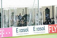 Nationalspieler im Fitnesszelt - Seefeld 04.06.2021: Trainingslager der Deutschen Nationalmannschaft zur EM-Vorbereitung