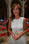 MARIA ELENA BOSCHI<br /> RICEVIMENTO 14 LUGLIO 2021 AMBASCIATA DI FRANCIA<br /> PALAZZO FARNESE ROMA