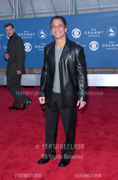 Actor TONY DANZA at the 43rd Annual Grammy Awards in Los Angeles. .21FEB2001.  © Paul Smith/Featureflash