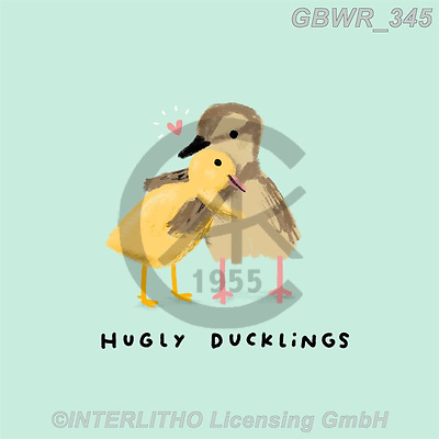 Simon, REALISTIC ANIMALS, REALISTISCHE TIERE, ANIMALES REALISTICOS, innovativ, paintings+++++SophieCorrigan_HuglyDucklings,GBWR345,#a#, EVERYDAY