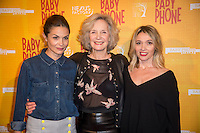 Barbara Schulz, Medi Sadoun et Anne Marivin ‡ l'avant premiËre du film BABY PHONE ‡ l'UGC Normandie ‡ Paris le 20 fÈvrier 2017 # PREMIERE DU FILM 'BABY PHONE' A PARIS