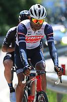 26th May 2021; Canazei, Trentino, Italy; Giro D Italia Cycling, Stage 17 Canazei to Sega Di Ala; Amanuel GHEBREIGZABHIER ERI