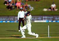 England's Ben Stokes bats during day one of the international cricket 1st test match between NZ Black Caps and England at Bay Oval in Mount Maunganui, New Zealand on Thursday, 21 November 2019. Photo: Dave Lintott / lintottphoto.co.nz