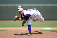 Winston-Salem Dash starting pitcher Ian Clarkin (20) delivers a pitch to the plate against the Salem Red Sox at BB&T Ballpark on July 23, 2017 in Winston-Salem, North Carolina.  The Dash defeated the Red Sox 11-10 in 11 innings.  (Brian Westerholt/Four Seam Images)