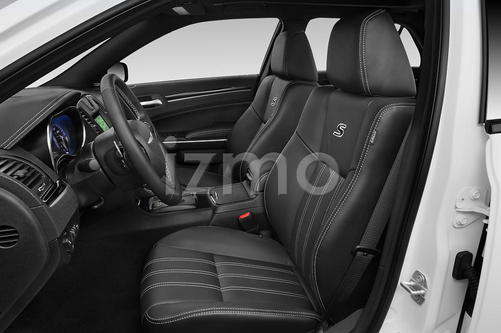 Front seat view of a 2021 Chrysler 300 s 4 Door Sedan