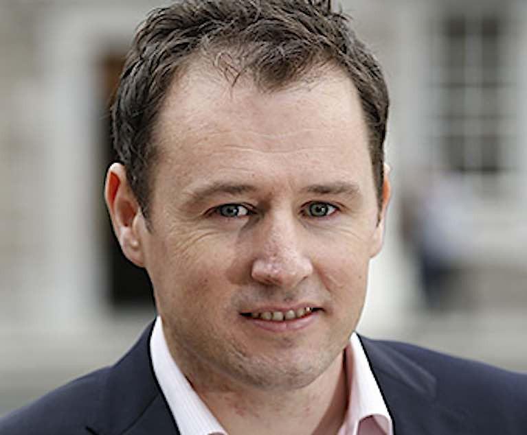 Marine Minister Charlie McConalogue TD