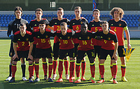 2017.03.23 U19 Sweden - Belgium
