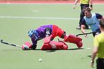 George Enersen. Northern Tridents v Southern Alpiners. Sentinel Homes Hockey Men's Premier League Waikato Hockey, Hamilton, New Zealand. Sunday 22 November 2020. Photo: Simon Watts/www.bwmedia.co.nz/HockeyNZ